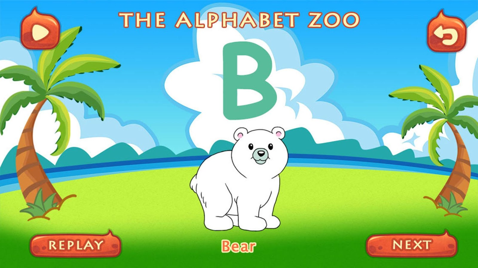 Abc For Kids Animal Alphabet Let S Go To The Zoo
