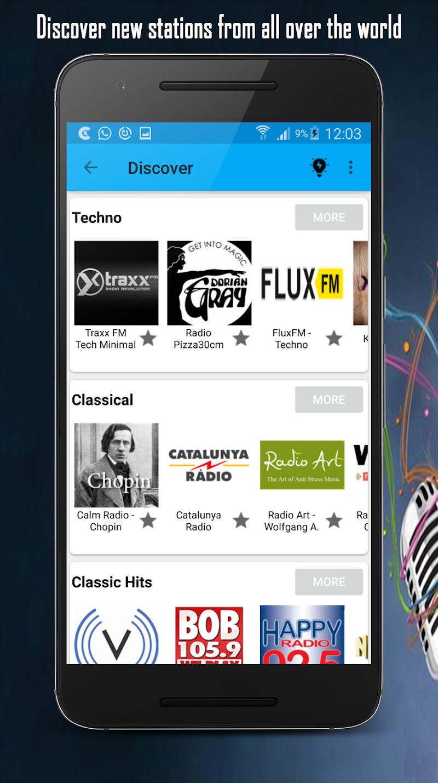 Cloud Radio Pro - Record , Lyrics & Music Screenshot 6