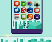Yomira- Icon Pack app for Android screenshot