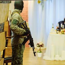 Wedding photographer Andrey Morokhin (photograff76). Photo of 04.10.2017