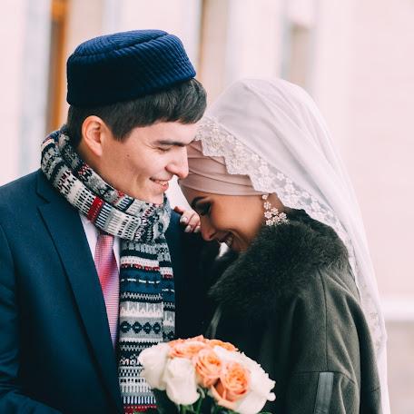 Wedding photographer Insaf Giniyatullin (insaf). Photo of 05.02.2018