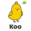Koo: Connect with People! icon