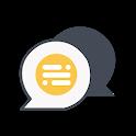 Amor - Random Chat, Chatroulette, Stranger Chat icon
