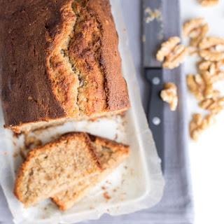 Walnut and Honey Cake by The Hummingbird Bakery.