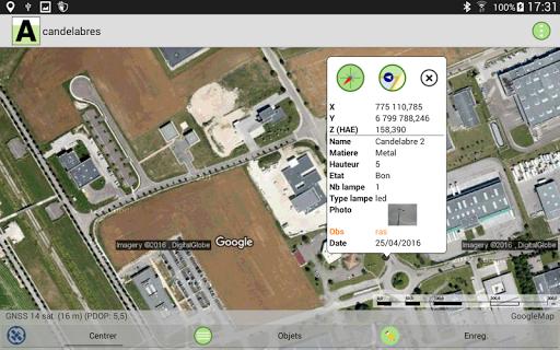 ArpentGIS Mobile screenshot 10