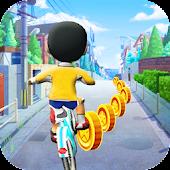 Nobita Bike Race Free