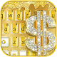 Golden Dollar Drops Keyboard Theme Download on Windows