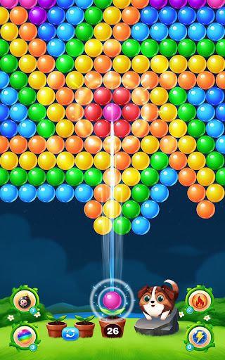Bubble Shooter Balls apktram screenshots 17