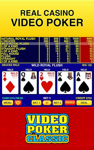 Video Poker Classic Free  screenshots 6