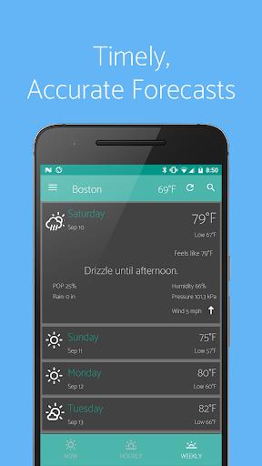 玩免費天氣APP|下載Little Weather App app不用錢|硬是要APP