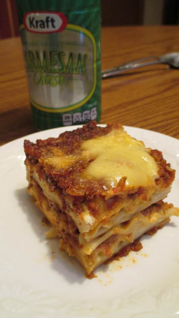 Best Ever Lasagna Recipe