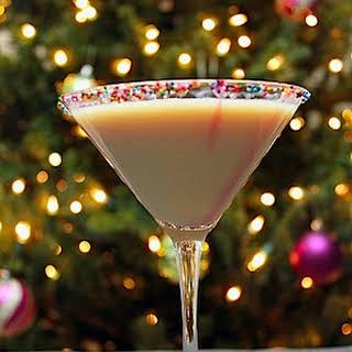 Oatmeal Cookie Martini.