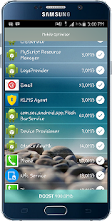 Mobile Optimizer PRO- screenshot thumbnail