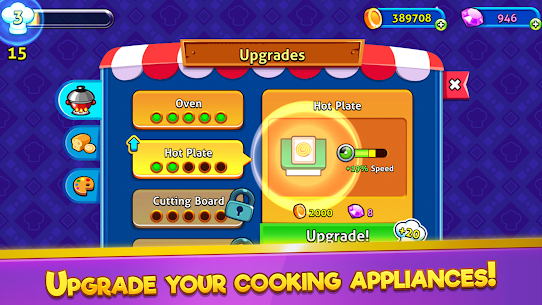 Chef Rescue – Cooking & Restaurant Management Game 3