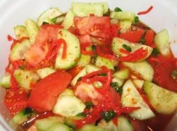 Kimchee Salad