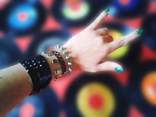 Il rock non è arte, è il modo in cui parla la gente normale di _Chiara_