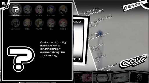 Beat Beat Vocaloid Reborn apkpoly screenshots 10