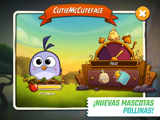 Angry Birds 2  trampa 9