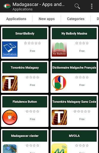 malagasy apps - madagascar screenshot 1