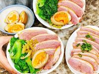 羊角 火雞肉飯