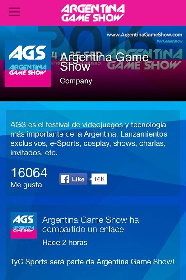 Argentina Game Show: captura de pantalla