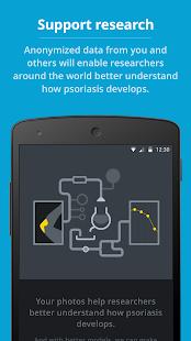 Imagine – Psoriasis Tracking - náhled