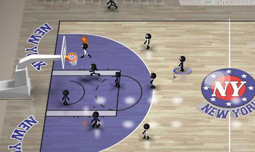 Stickman Basketball screenshot 10