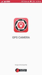 GPS Camera - náhled
