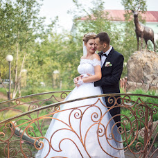 Wedding photographer Valeriya Samsonova (ValeriyaSamson). Photo of 29.09.2017