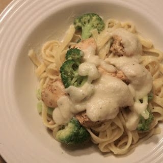 Healthy Chicken Broccoli Alfredo Recipes