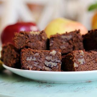 Protein Breakfast Brownies