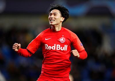 Direction Southampton pour Takumi Minamino?
