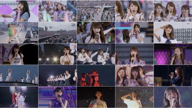 170628 (BDrip)(1080p) 乃木坂46 4th YEAR BIRTHDAY LIVE 2016.8.28-30 JINGU STADIUM