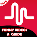 Funny Videos Tik Tok And Musically Guide 2019 icon