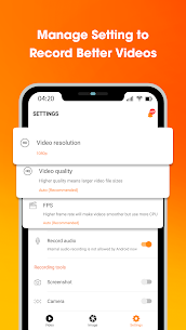 SUPER Recorder – Screen Recorder, Capture, Editor App Download For Android 9