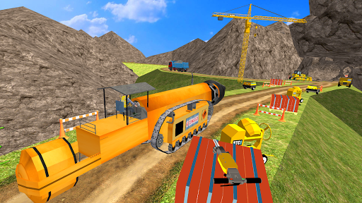 Construction Simulator Heavy Truck Driver 1.1 screenshots 6