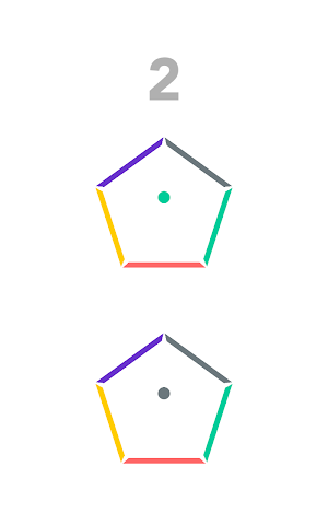 android Insane Bounce-Spinny Circle Screenshot 0