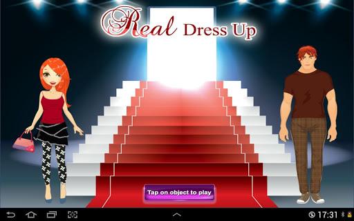 玩免費休閒APP|下載Real Dress Up app不用錢|硬是要APP