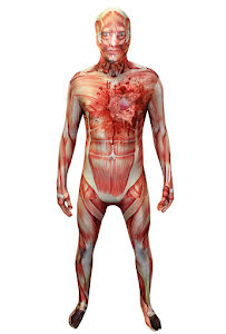 Morphsuit, Imuscle Beating Heart