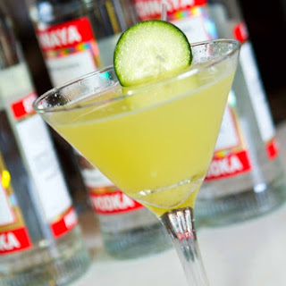 Cucumber Drinks Alcohol Recipes