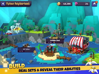 LEGO® Legacy: Heroes Unboxed Mod Apk Download For Android and Iphone 6