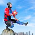 Light Speed Hero Robot Crime City icon
