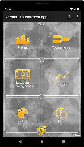 versus tournament (free) screenshot 1
