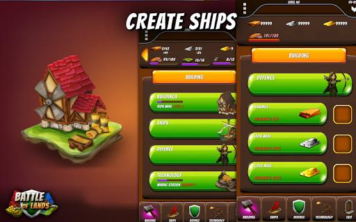 Battle of Lands -Pirate Empire Screenshot