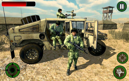 Cover Attack: Deadly Shooters 1.4 screenshots 2