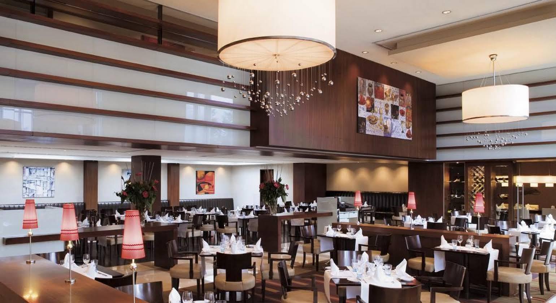 Marriott Sheraton Hotel Istanbul