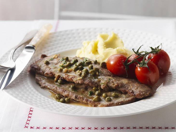 Classic Veal Scaloppine