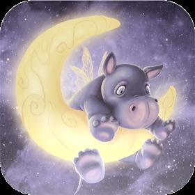Sleepy Hippo Live Wallpaper от