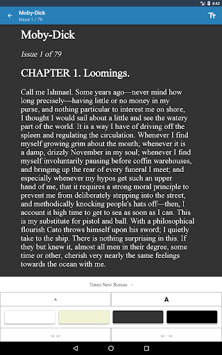 Serial Reader - Read Classic Books in Daily Bits screenshots 10