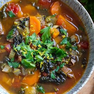 Quick & Easy Italian Farmhouse Vegetable Soup